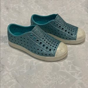 Girls Native water shoes